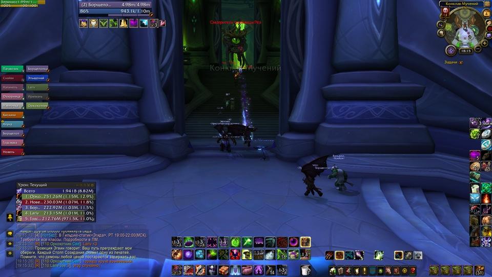 Женский взгляд на World of Warcraft