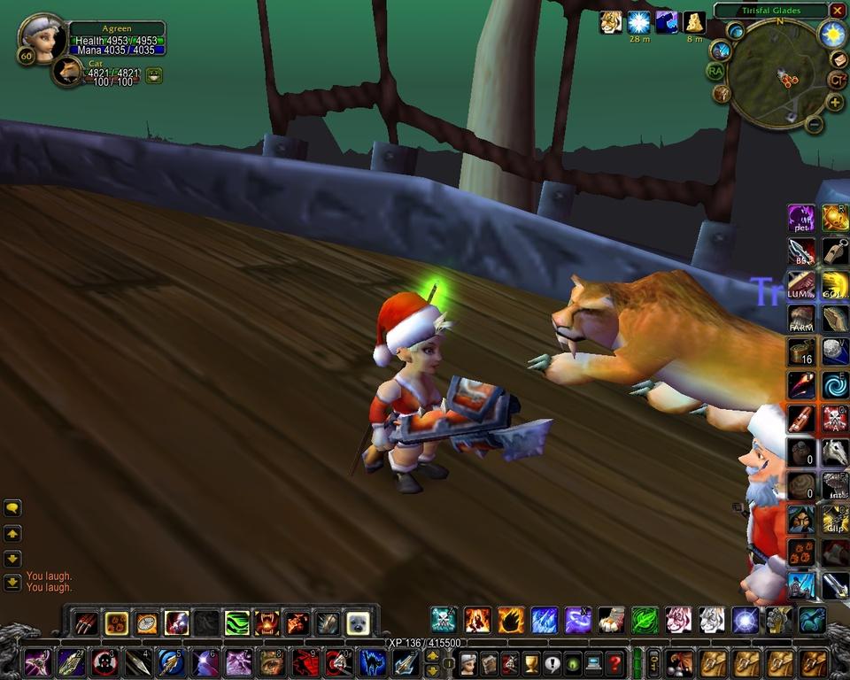 Тест World of Warcraft Classic для всех и предсоздание персонажей